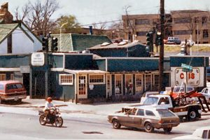 One of the original Chili's locations