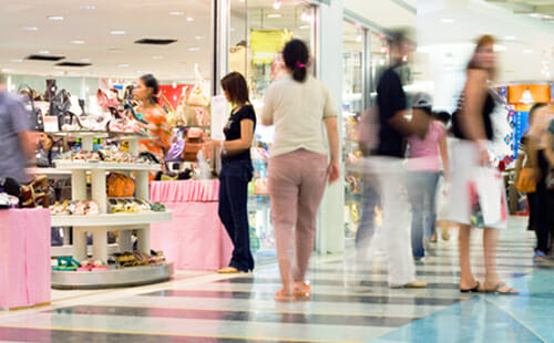 Shopping Malls and Traditional Retailers