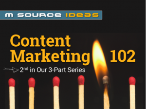 Content Marketing 102